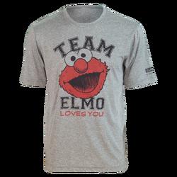 Elmo Run Front