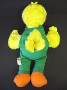 Play by play 2003 big bird plush 2