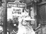 Lost episodes of Sesame Street