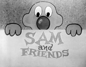 Sam and Friends title card