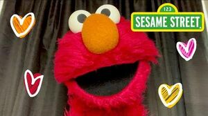 Sesame Street Elmos Virtual Hug CaringForEachOther