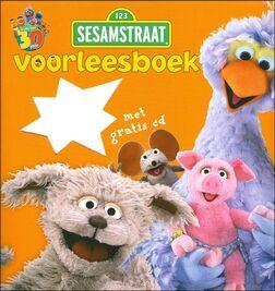 Sesamstraat voorleesboek