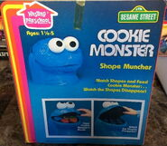 Cookie monster shape muncher 1