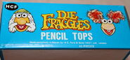 H c ford & sons german fraggle pencil tops 5