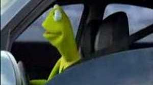 Kermit BMW