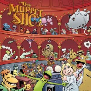 Muppet Show Comic Book