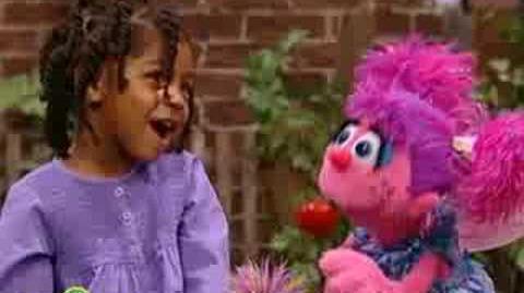 Sesame Street Kayla & Abby Cadabby Sing The Alphabet