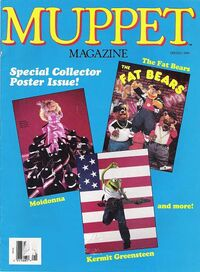 Muppet Magazine issue 26