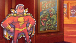 Teen Titans Go to the Movies Easy Being Green
