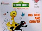 Big Bird and Grover: Fast and Slow