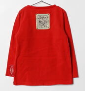 Boofoowoo 2015 sesame shirt 3