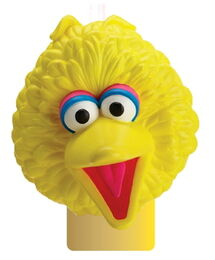 Candles big bird