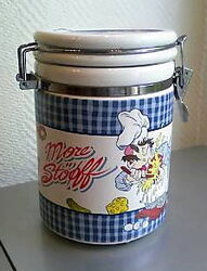 Igel junior toys german swedish chef kitchen cannister 1