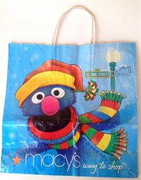 Macys grover bag