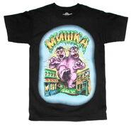 Mishka two headed monster shirt 2