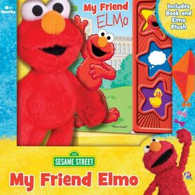 My friend elmo