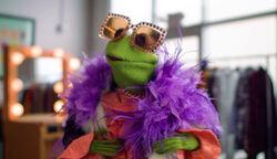Omaze Kermit Elton John
