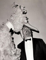 Peter Ustinov Big Bird 1970 Emmys