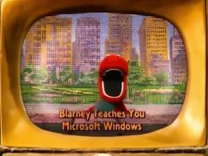 BlarneyTeachesWindows