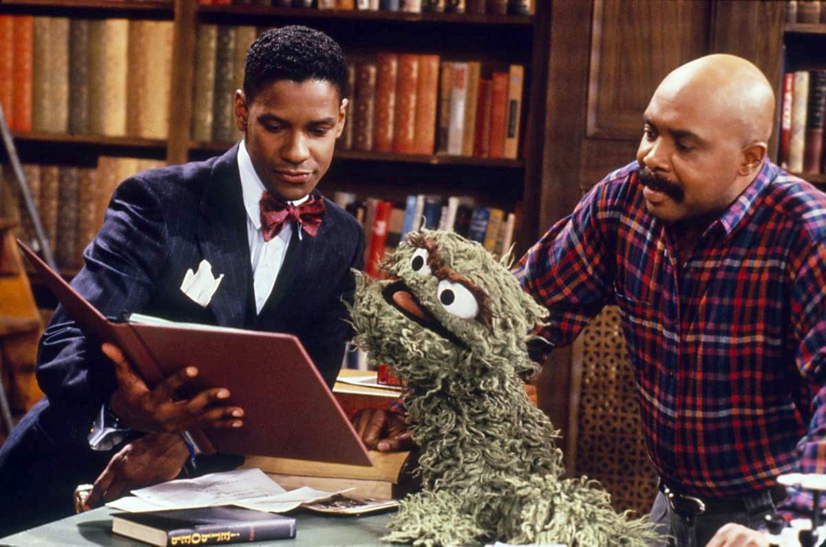 Denzel Washington 1980