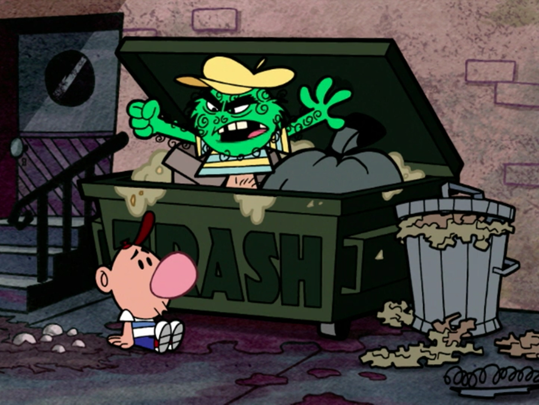 The Grim Adventures of Billy and Mandy | Muppet Wiki | FANDOM ...
