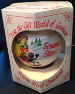 Gorham 1980 christmas ornament 1