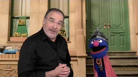 Mandy Patinkin Super Grover International Rescue Committee Jun 19 2017