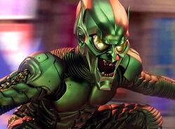 Spider-man green
