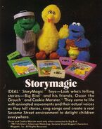 Big Bird StoryMagic