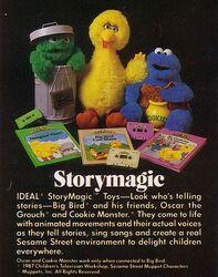 Storymagic