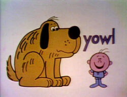 Dog.Yowl