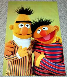 Ernie bert 1980 americanpub