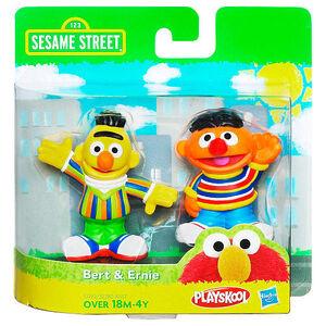 Hasbro figures ernie bert 2