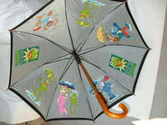 Jocky umbrella from spain kermit collection 1