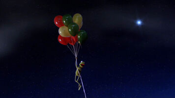 Kermit's swamp years balloons