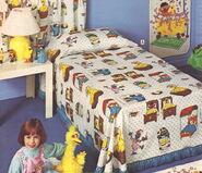 Montgomery ward bedding