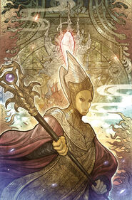 Power of the Dark Crystal 11 Sana Takeda cover textless