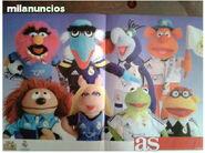 Real madrid muppet plush