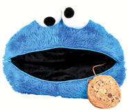 United labels germany 2015 pillow kissen cookie monster