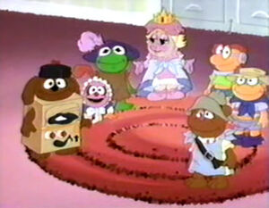 417 Masquerading Muppets