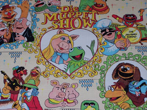 Diemuppetshow wallpaper