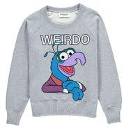 Essentiel antwerp gonzo sweatshirt copy