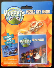 Fun 4 all 2000 puzzle keychain