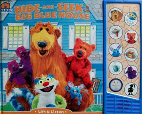 Hide-and-Seek in the Big Blue House cover