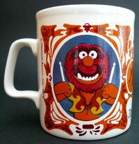 Kiln craft 1978 animal mug 3