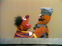 Letter for Ernie