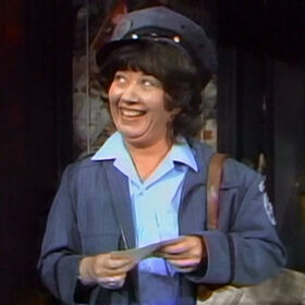 Molly mail carrier