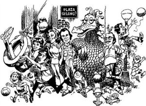 PlazaSesamo1979Sketch