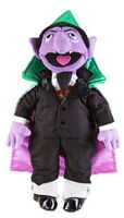 Sesame place plush count 10