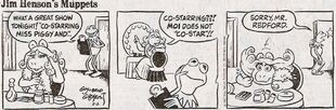 The Muppets comic strip 1982-02-02